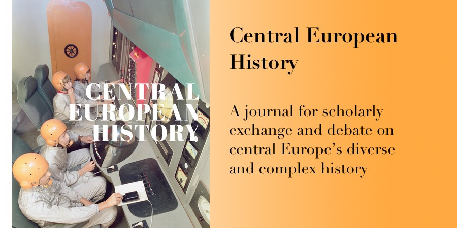 Central European History - Journal