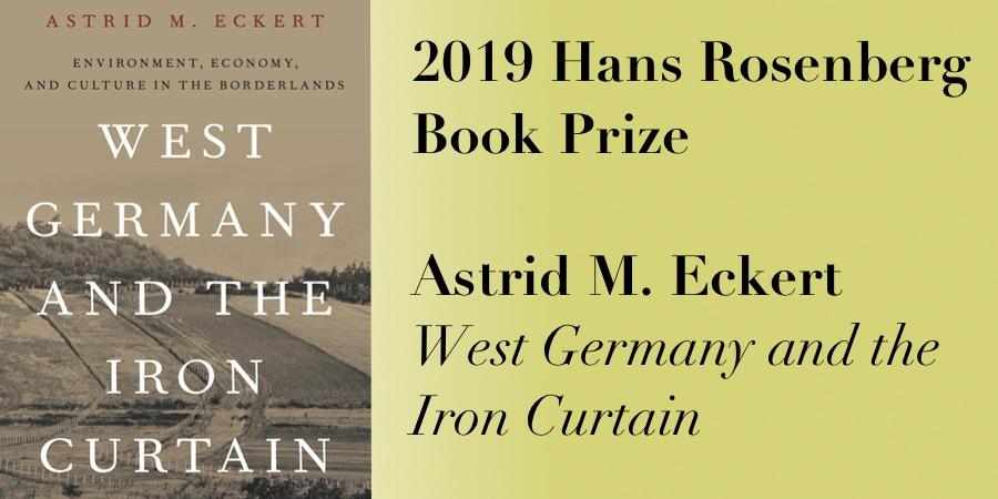 2019 Rosenberg Book Prize